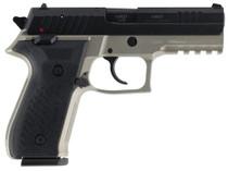 "Arex Rex Zero 1 Standard Single/Double 9mm, 4.3"" Barrel, Gray,17rd"