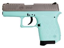 "Diamondback DB9 Micro-Compact Double 9mm, 3"" Barrel, Mint Polymer Grip, 6rd"
