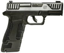 "Diamondback DBAM29 Sub-Comp Double 9mm, 3.5"" Barrel, Black 2 Tone, 15rd and 10rd"