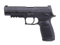 Sig P320-M17 9mm Bravo, Black, 17rd,  TALO Exclusive