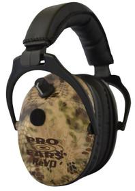 Pro Ears ReVo Electronic Earmuff, NRR25, Kryptek Highlander