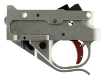 Timney Triggers Ruger 10/22 Trigger with Red Shoe Steel, Aluminum H