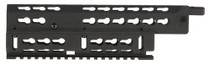 Aim Sports Russian AK Rifle Medium Keymod Handguard 6061-T6 Aluminum Bla