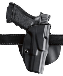 Safariland 6378 ALS Paddle S&W M&P 45C Thermoplastic Black Holster
