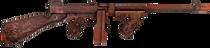 Thompson 1927A1 BONNIE & CLYDE 45 ACP Limited Edition