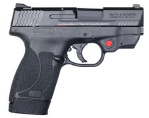 "Smith & Wesson M&P Shield M2.0 45 ACP, 3.3"", Crimson Trace Red,7rd"