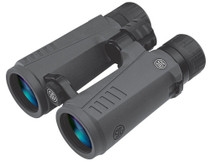 Sig Zulu7 Binocular, 12X50mm, HDX Lens, Open Bridge, Graphite