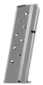 Colt 1911 9mm Magazine 9 rd Stainless Finish