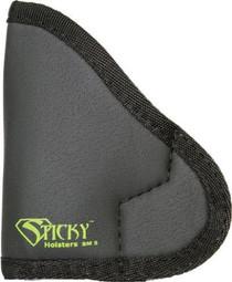 Sticky Holster SM5 Fits Glock 42, Sig 938, DB9, Kimber Micro RH/LH, Black