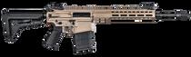 "Barrett REC10, AR-10 Type308 Win, 16"" Barrel, Flat Dark Earth, Synthetic, 20Rd Mag"
