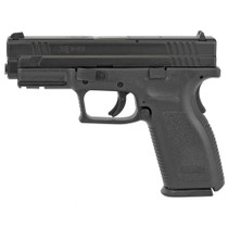"Springfield XD9 Defender Full Size, 9MM, 4"" Barrel, Polymer Frame, Black, Fixed Sights, 16Rd Mag"