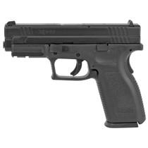 "Springfield XD9 Defender Full Size 9mm, 4"" Barrel, Black, Fixed Sights, 16rd"