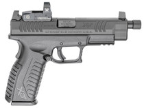 "Springfield XDM OSP (Optical Sight Pistol), Vortex Venom Red Dot Included, 9MM, 5.28"" Threaded Barrel, Non-Threaded Barrel Included, 2- 19Rd Mags"