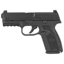 """FN 509 Midsize Double 9mm, 4"""" Barrel, Black Grip, Black Frame and Slide, 10rd"""