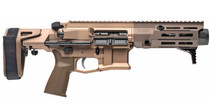 "Maxim PDX AR-15 Pistol 7.62x39, 5.5"" Barrel, Hate Brake, Flat Dark Earth Finish, PDW Brace, 20rd Mag"