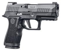 "Sig P320 XCompact, 9mm, 3,6"" Barrel, 15rd, X-Ray Night Sights, Black"