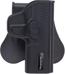 Bulldog Rapid Release Sig P320 Full Polymer Black
