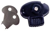 DAC TVP095B Plastic Trigger Lock 2 Key 25 Pack Black