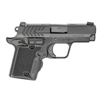 "Springfield 911 Micro Compact 9MM 3"" Barrel, Black, Viridian Green Laser, Tritium Night Sights 1-6Rd & 1-7Rd Mag"