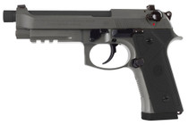 Beretta M9A3 Type G 9mm, DA/SA, 17rd, Black/Gray, 3 Mags