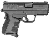 "Springfield XD-S MOD2 9mm 3.3"" Barrel, Trijicon Nite Sites 9RD Mag"