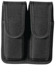 Bianchi 8002 PatrolTek Double Magazine Pouch Size 00 Black