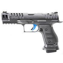 "Walther PPQ M2 Q5 Match Steel Frame Pro, 9mm, 5"" Barrel, 17rd Mag"