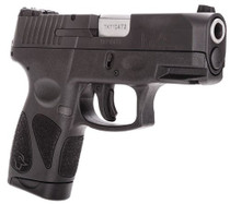 "Taurus G2S Slim Black 9mm, 3.25"" Barrel  Black Polymer Grip/Frame 7rd Mag"