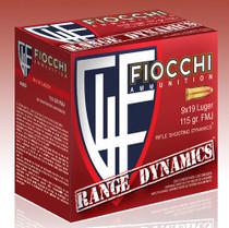 Fiocchi Range Pack 9mm 115gr, FMJ, 1000rd