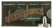 Jesse James 9mm 115gr Hollow Point 20 Box