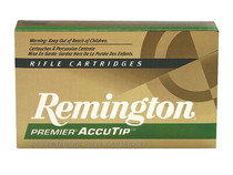 RemingtonPremier 221 Rem Fireball AccuTip 50gr, 20Box/10Case