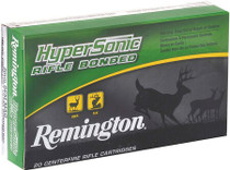 Remington HyperSonic .223 Remington 62 Grain PSP Bonded Core-Lokt Ultra 20rd/Box
