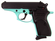 "Bersa Thunder 380, .380 ACP, 3.5"", 7rd, Blue Frame"