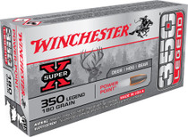 Winchester Super-X, 350 Legend, 180 Grain, Power Point, 20 Round Box