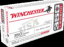 Winchester USA, 350 Legend, 145 Grain, Full Metal Jacket, 20 Round Box