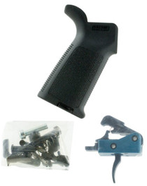Black Rain BRO Lower Parts Kit with Drop-In Trigger AR Style .223/5.