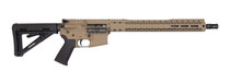 "Black Rain Ordnance AR-15 Special 5.56/223 16"" Barrel XL Handguard FDE Finish 30rd Mag"