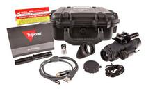 Trijicon IR Patrol M300w, 19mm, Black, Rifle Mounted Kit, Flip Mount, Download Cable