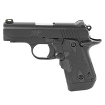 "Kimber Micro 9, 9mm, 3.15"", 7rd Lasergrip, Black, SHOT Special"