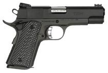 """Rock Island TCM Rock Ultra CCO, 22 TCM 9R, 9mm, 4.25"""", 8rd, G10 Grips, Black"""