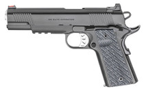 "Springfield Range Officer Elite Operator 1911, 10mm, 5"", 8rd, Black Steel"