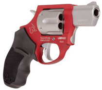 "Taurus 856 Ultra Lite, .38 Special, 2"" Barrel, 6rd, Burnt Orange Frame, Stainless Cylinder/Barrel"