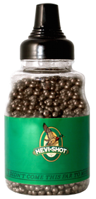 Hevi Hevi Shot Pellets #7.5, 4 Bottles/Case