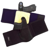 Galco Ankle Lite Holster Glock 26/27 Black Right Hand