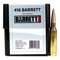 Barrett 416 Barrett 452gr MTAC 10 Rd Box