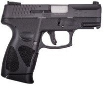 "Taurus G2c, .40 S&W, 3.2"" Barrel, 10rd, Black"