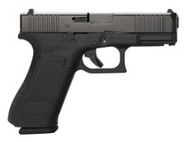 "Glock G45, 9mm, 4.02"" Barrel, 10rd, Black Frame, Black nDLC Slide"