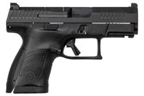 "CZ P-10 USA, 9mm, 3.5"" Barrel, 10rd, Night Sights, Black"