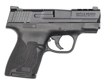 "Smith & Wesson M&P Shield M2.0, 9mm, 3.1"" Barrel, 8rd, Tritium Night Sights, Black"
