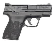 "Smith & Wesson M&P Shield M2.0, 9mm, 3.1"" Barrel, 8rd, Tritium Night Sights, Black"